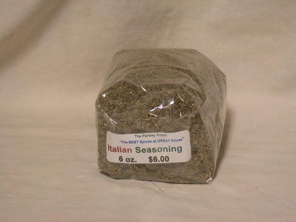 Italian Seasoning, 6 oz.