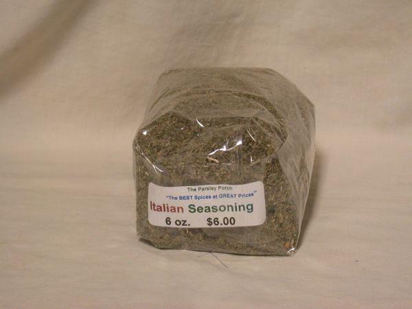 Italian Seasoning, 6 oz.
