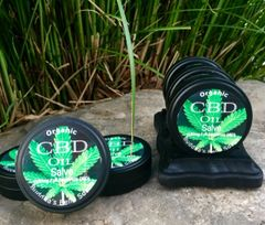 Organic CBD Oil Salve