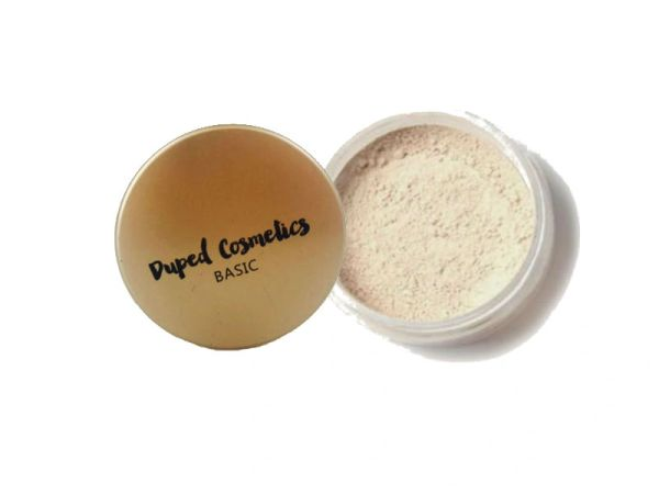 Duped Cosmetics Banana Loose Setting Powder