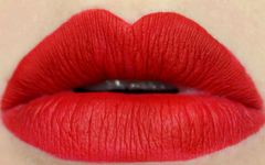 Doll face Scarlet Rouge Liquid Matte Lipstick