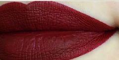 Doll face Sangria Liquid Matte Lipstick