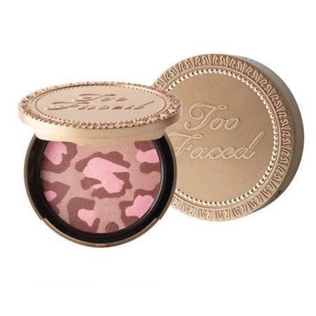 Too Faced Pink Leopard Blushing Bronzer (Unboxed)