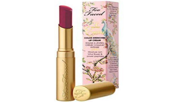 Too Faced La Creme Color Drenched Lip Cream Lipstick in Wham!