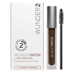 WUNDER2 WUNDERBROW Gel (Black/Brown)