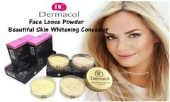 Dermacol Face Loose Powder Beautiful Skin Whitening Concealer (Choose Color)