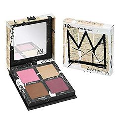 Urban Decay UD Jean - Michel Basquiat Gallery Blush Palette