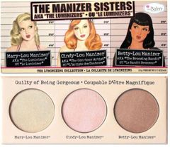 "Manizer Sisters AKA the ""Luminizers"""