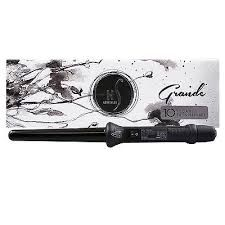 HerStyler Grande Pro Curling Iron Black 18-25mm