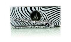Herstyler Platinum Zebra Straightener 100% Ceramic Flat Iron