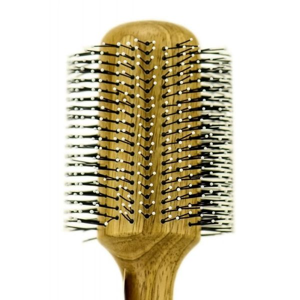 Babyliss Pro Wood Blow Dry Brush - (45mm Barrel)