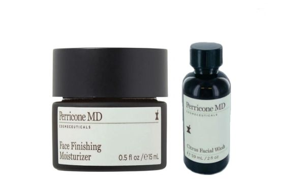 Perricone MD Face Finishing Moisturizer & Citrus Facial Wash Set