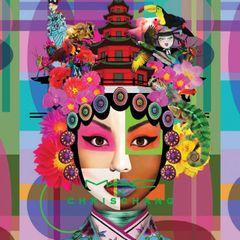 Chris Chang Eyeshadow Palette by MAC | 18 Color Eyeshadow