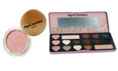 Duped Cosmetics Powder Blush + Duped BonBons Eyeshadow Palette Set