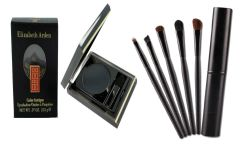 Elizabeth Arden Eyeshadow Urban #28 & 5pcs Tool Eyeshadow Brush Set
