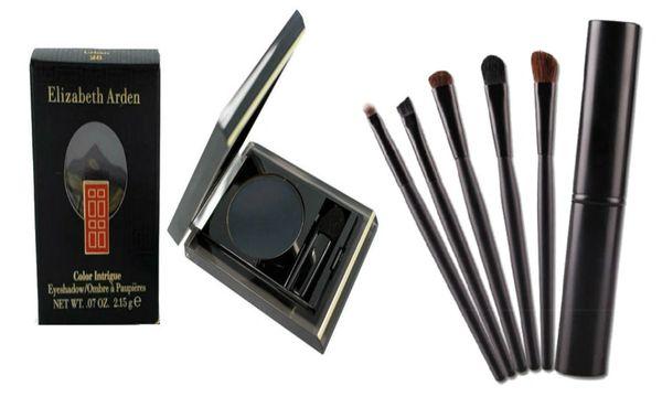 Elizabeth Arden Eyeshadow Urban #28 & 5pcs Tool Eyeshadow Brush Set