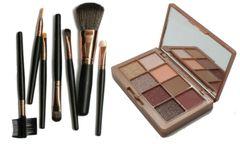 Khroma Beauty Kourtney's Kardazzle &Dollface Makeup Brush 7Pcs Set