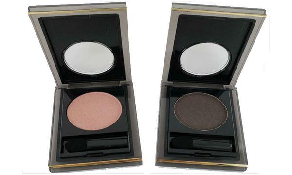 Elizabeth Arden 2pc Color Intrigue Eyeshadow Set-Ember#24+#07 Party Set