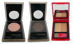Elizabeth Arden Eyeshadow -Ember#24+#07 Party+Bronzing Powder Duo Set