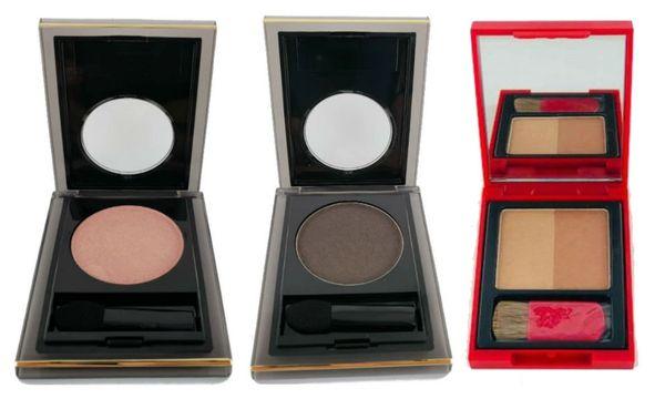 Elizabeth Arden Eyeshadow -Ember#24+#07 Party+Bronzing Powder Duo Set