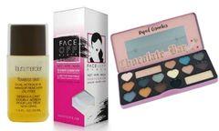 Laura Mercier Eye MakeUp Remover &Face Off Cloth+Semi Sweet Eyeshadow Set