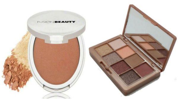 FusionBeauty Glow Fusion Micro-Tech Bronzer + Khroma Beauty Kardazzle Set