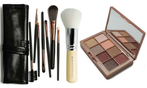 Khroma Beauty Kourtney's Kardazzle+Bare Escentuals Brush+Df 7Pcs Brush Set