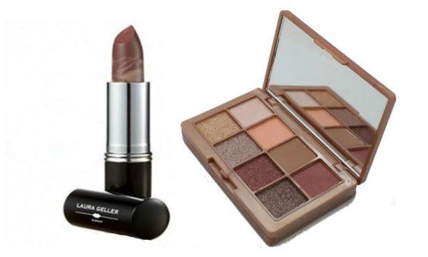 Laura Berry Banana Marble Lipstick + Khroma Beauty Kourtney's Kardazzle Set
