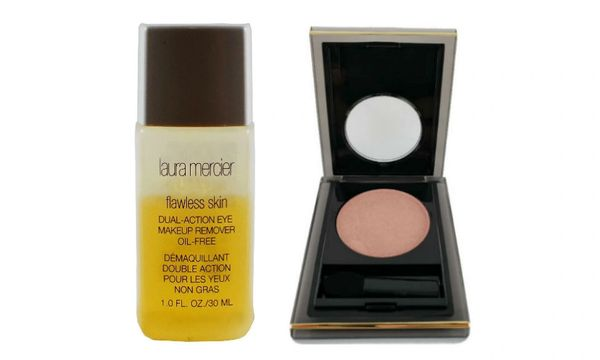 Laura Mercier Eye MakeUp Remover + Elizabeth Arden #07 Party Set