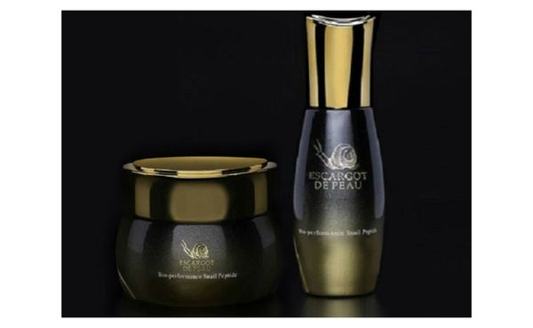 Escargot De Peau bio-Performance Snail Peptide Ultimate Eye Set
