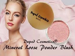 Mineral Loose Powder Blush by Duped Cosmetics