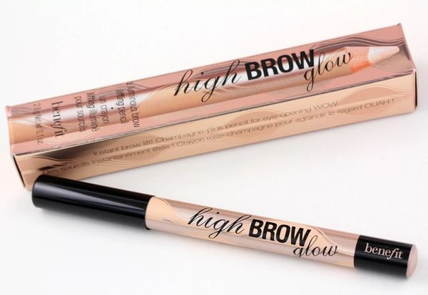 Benefit High Brow Glow A Luminous Brow Lifting Pencil Champagne