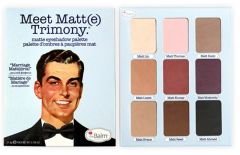 The Balm Meet Matt(e) Trimony
