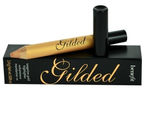 Benefit Gilded Tangerine Gold Highlighter Pencil Liner