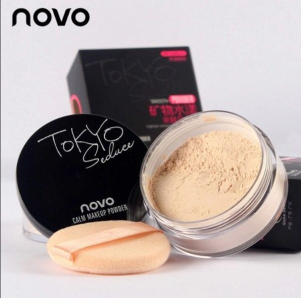 Novo Tokyo Finishing/Setting Powder in Multiple Shades