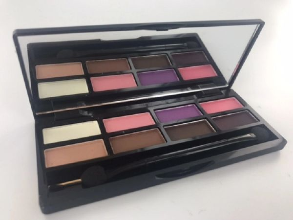 Novo 8 Color Eyeshadow Makeup Palette