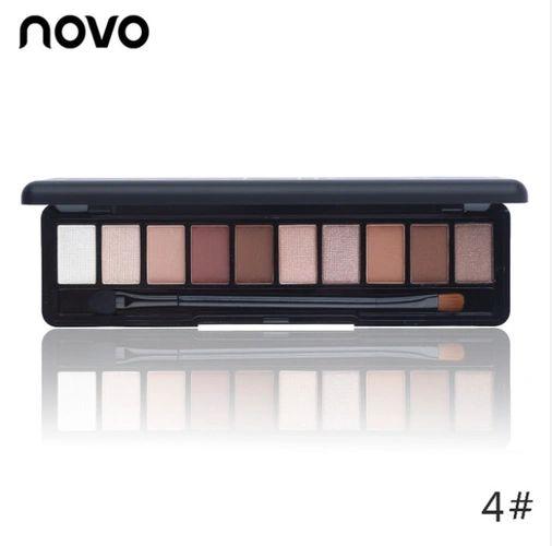 Novo Fashion Ten Color Eyeshadow Makeup Palette