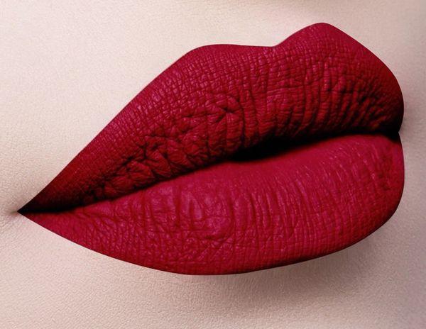 Dose of Colors Merlot Liquid-Matte Lipstick