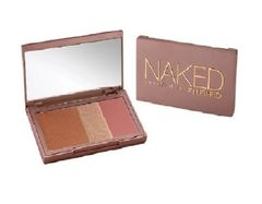 Urban Decay Naked Flushed (bronzer/highlighter/blush)
