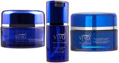 Vivo Per Lei Blue Diamond Collection Eye Set of 3