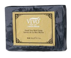 Vivo Per Lei Dead Sea Minerals Dead Sea Mud Soap