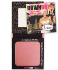 The Balm DownBoy Shadow/ Blush