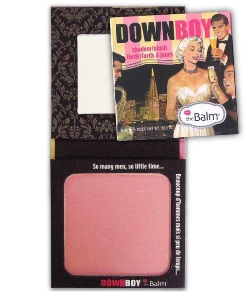 The Balm DownBoy Shadow/ Blush