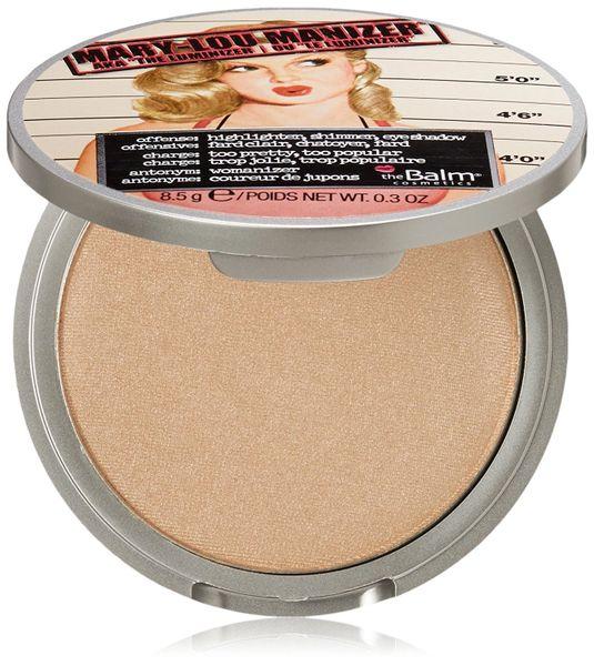 "The Balm Mary-Lou Manizer ""The Luminizer"" - Highlighter, Shimmer & Eyeshadow"