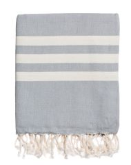 Soft Turkish Towel Grey