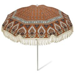 Nomad Beach Umbrella by Salty Shadows
