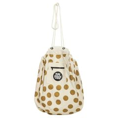Play Pouch Glitter Gold Dots