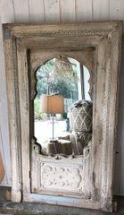 Indian Timber Mirror