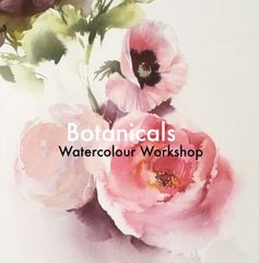 Watercolour Painting Botanicals