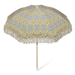 Ezra Beach Umbrella by Salty Shadows